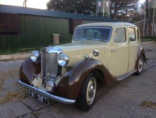 1952 MG YB - Now Sold
