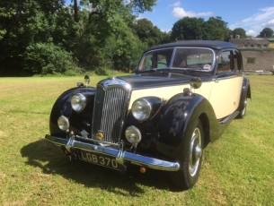 1953 Riley 2.5 Litre RMF- Now Sold