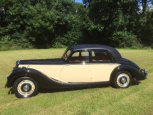 1953 Riley 2.5 Litre RMF - Arriving Soon