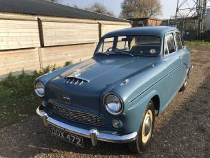 1955 Austin A90 Six Westminster - 2 owners, 67,900 miles
