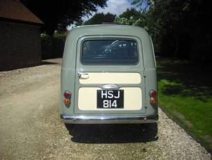 1955 Fiat 500 Belvedere, one of just 60 RHD Superb Example