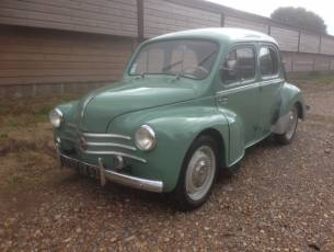 1957 Renault 4CV - NOW SOLD