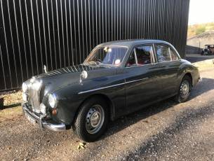 1958 MG Magnette ZB - MGB Engine & 5 speed gearbox
