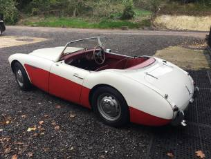 1959 Austin-Healey 100/6 (fitted with 3000 engine)
