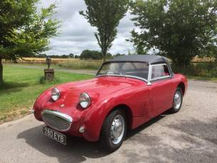 1959 Austin Healey 'Frogeye' Sprite - Now Sold