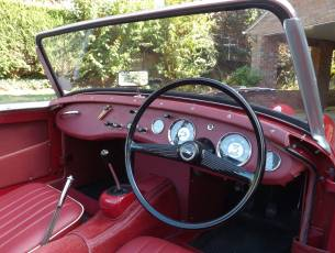 1959 Austin Healey Sprite Mk I - Cherry Red - Lovely restored original RHD