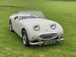 1959 Austin-Healey Sprite MkI - Extensive Restoration with New Body Shell