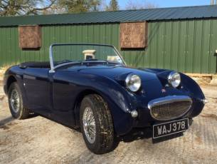 1960 Austin-Healey Sprite Mk 1 - Now Sold