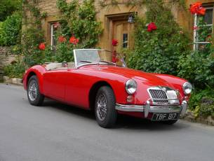 1960 MGA 1600 Roadster – Excellent Example