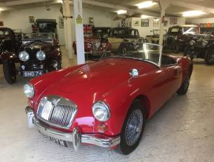 1960 MGA 1600 - Now Sold