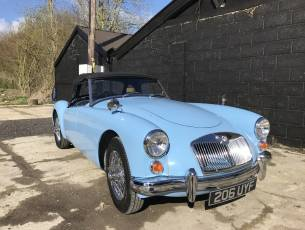 1960 MGA MK1 1600 Roadster - Superb example