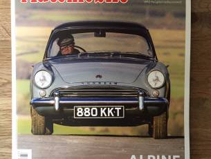 1960 Sunbeam Alpine Series 1 - One of the very best available - Arriving Soon