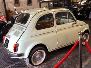 1961 Fiat 500D finished in Verde Chiaro - One of the finest available