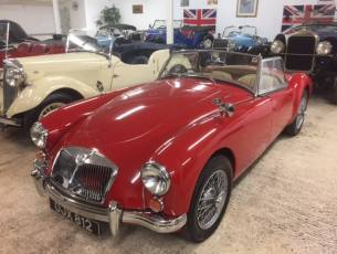 1961 MGA 1600 Mk2 - Now Sold