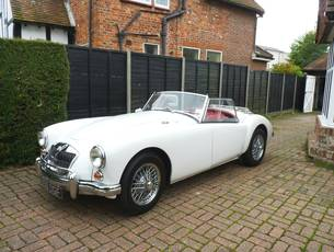 1962 MGA 1600 Mk II - NOW SOLD
