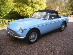 1964 MGB Roadster - Arriving Soon