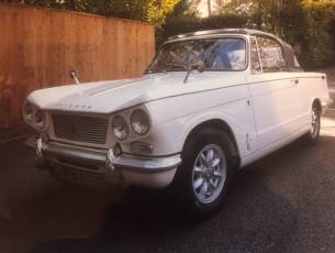 1967 Triumph Vitesse 2 Litre Convertible - Now Sold