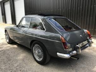 1968 MGC GT - Automatic - Only 61,000 miles from new