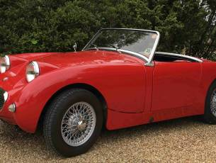 1969 Austin Healey Frogeye (I.O.W.) - Now Sold