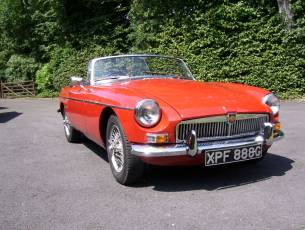 1969 MGB Roadster - Now Sold
