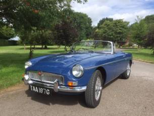 1969 MGC Roadster - Now Sold