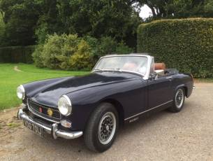 1970 MG Midget MkIII - Now Sold