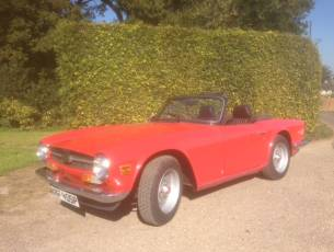 1975 Triumph TR6 - NOW SOLD