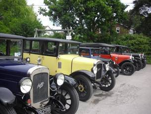 Vintage Austin Register 1911 Centenary Event